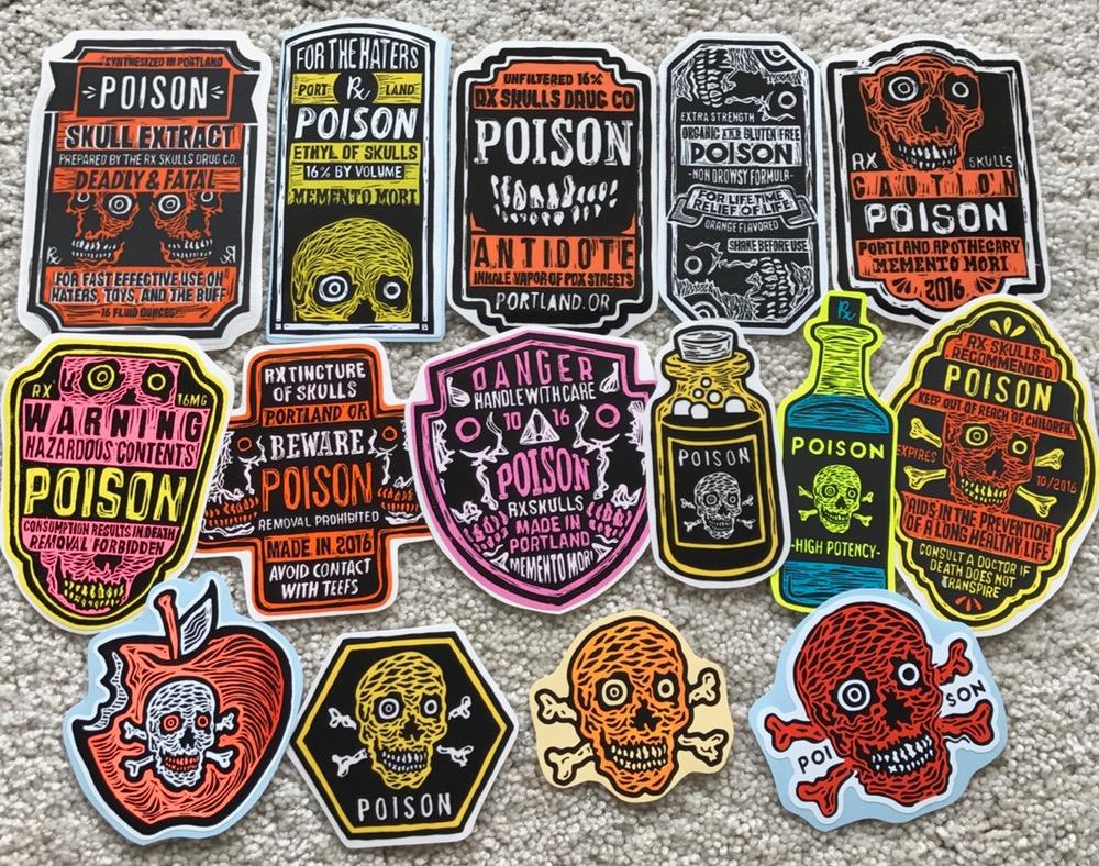 Poison Pack