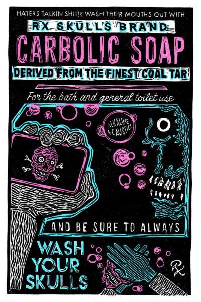 AD Carbolic Soap