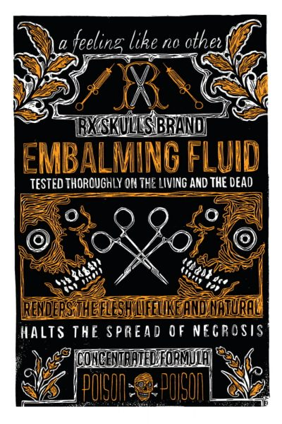 AD Embalming Fluid