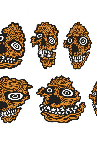 Fun House Skulls